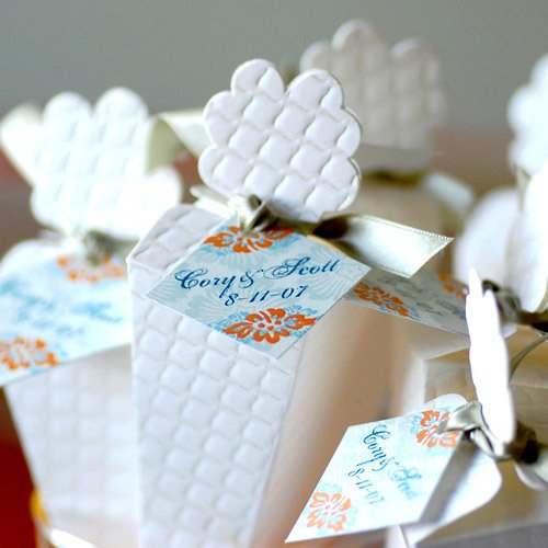 Wedding Favor Cones