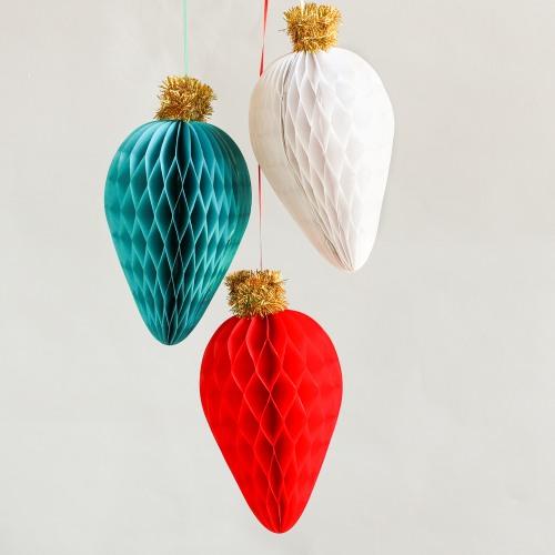 Ornament Honeycomb Decorations