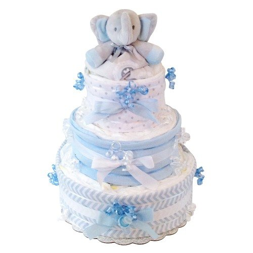 Baby Shower gifts and decorations | Baby shower diaper cakes
