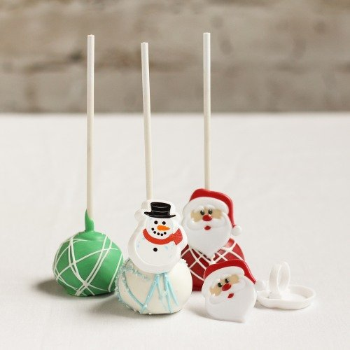 Holiday Ring Cake Pops