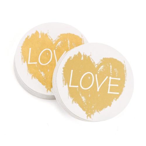 Brush of Love Coasters