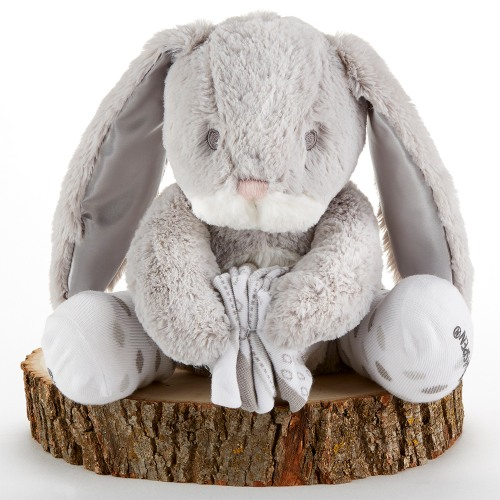 Baby Bunny Plush with Socks