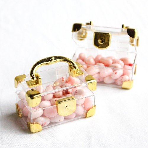 Mini Travel Suitcase Favor