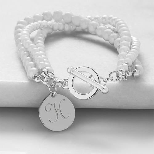 Personalized Elegance Bracelet