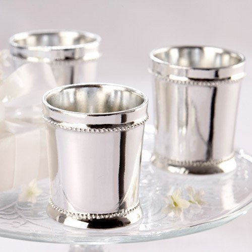 Petite Mint Julep Cup Candle Holders